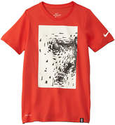 Nike Girls' The Athletic Cut T-Shirt