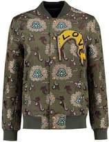 Scotch & Soda Bomber Jacket Khaki