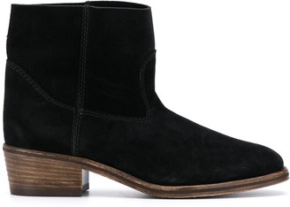 Forte Forte slip-on ankle boots