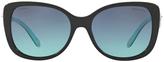 Tiffany & Co. Tf4129 401144 Black Polarised