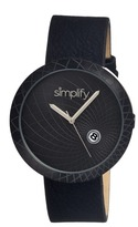 Simplify The 1800 Collection 1804 Unisex Watch