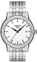Tissot Mens Carson Stainless Steel Watch