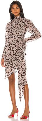 Marianna SENCHINA Asymmetrical Dress