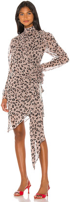 Marianna Senchina SENCHINA Asymmetrical Dress