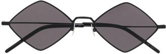 Saint Laurent Eyewear diamond shape sunglasses