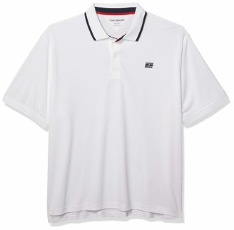 Tommy Hilfiger Men's Big & Tall Short Sleeve Polo