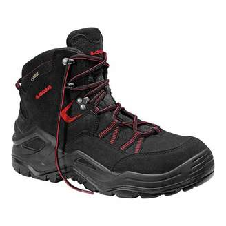 """Lowa Elten 5336-43 Size 43 S3 Boreas Work GTX Mid"""" Safety Boot - Multi-Colour - EN safety certified"""