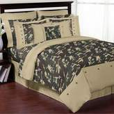 JoJo Designs Sweet Camo 3-Piece Full/Queen Comforter Set