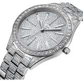 JBW Cristal Genuine Diamond Watch.