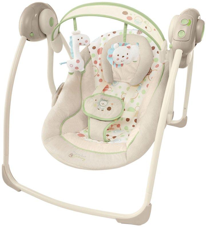 Comfort & Harmony Sandstone Portable Swing