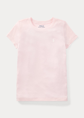 Ralph Lauren Cotton-Modal Crewneck Tee