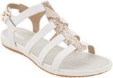Geox Back Strap Sandals - Vega Nappa