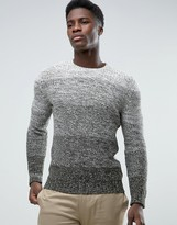 Selected Melange Crew Neck Knitwear