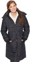 Modern Eternity Quilted Puffer Coat