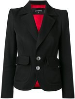 DSQUARED2 notched lapel blazer