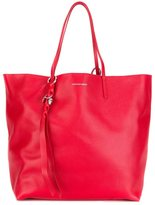 Alexander McQueen 'Skull' shopper tote - women - Calf Leather/Leather - One Size