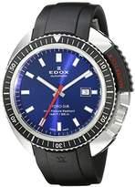 Edox Men's 80301 3NCA BUIN Hydro Sub Analog Display Swiss Automatic Black Watch