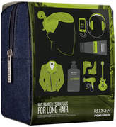 Redken Kit Man Bun - Barber Essentials Kit (Long Men's Hair)