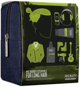 Redken For Men Kit Man Bun - Barber Essentials Kit (Long Men's Hair)