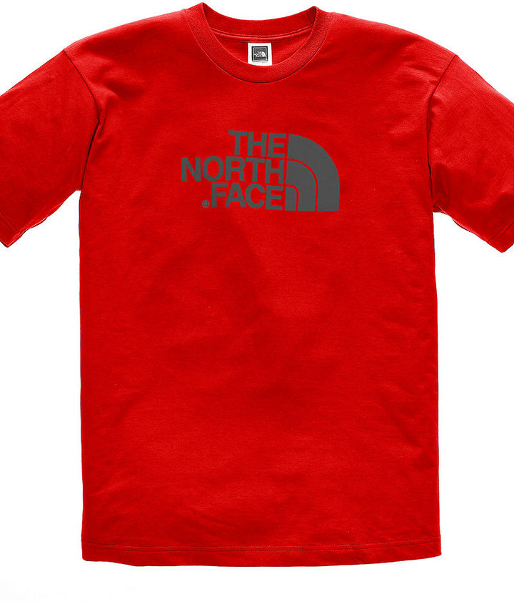 The North Face Shirt, Half Dome Short Sleeve T-Shirt