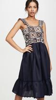 Carolina K. Kuna Crochet Dress