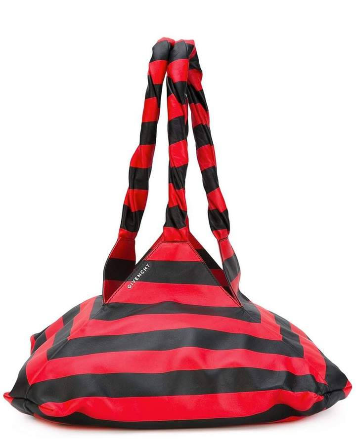 Givenchy striped Pyramid shoulder bag