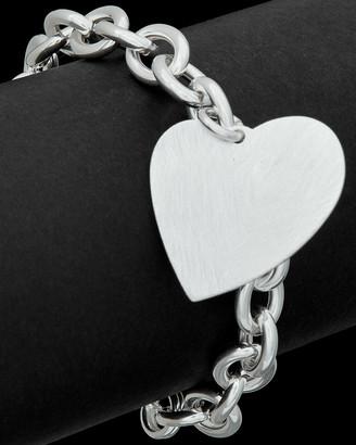 Italian Silver Toggle Bracelet