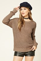 Forever 21 FOREVER 21+ Contemporary Boxy Sweater