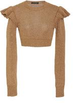 Jill Stuart Baylee Knit Crop Top