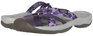 Keen Kira Mule (Purple Tropical) Women's Shoes