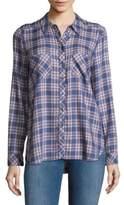 Soft Joie Lilya Slate Shirt