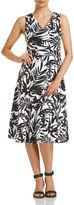 Sportscraft Edith Print Flip Dress