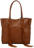 French Connection Laurel Faux Leather Tote