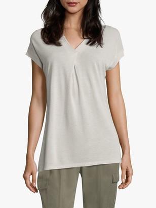 Betty Barclay Betty & Co Linen Blend Cap Sleeve Top