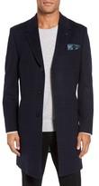 Ted Baker Men's Endurance Wool Blend Overcoat