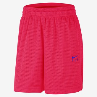 Nike Women's Basketball Shorts Dri-FIT Swoosh Fly