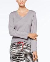 Hue V-Neck Pajama Long Sleeve