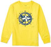 Ralph Lauren Graphic-Print Long-Sleeve T-Shirt, Toddler Boys (2T-4T) & Little Boys (2-7)
