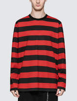 Mastermind World Stripe L/S T-Shirt