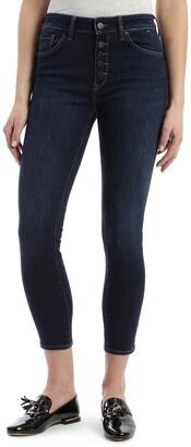 Mavi Jeans Tess High Waist Ankle Skinny Jeans