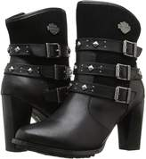 Harley-Davidson Abbey Women's Zip Boots