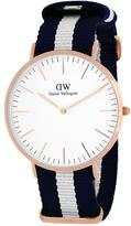 Daniel Wellington Classic Glasgow Collection 0104DW Men's Analog Watch