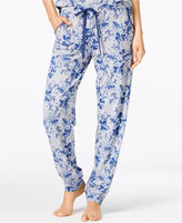 Alfani Floral-Print Pajama Pants, Only at Macy's