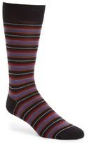 Pantherella Men's Stanmore Quatro Stripe Socks