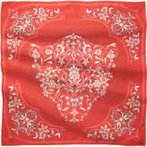 Cartier Panther silk scarf