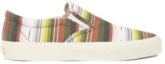 Sebago Universal Works X Jack In Mex Blanket Multi Stripe Shoes - 41,5