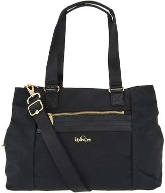 Kipling Triple Zip Satchel - Kellyn