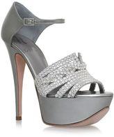 Gina Sheridan Platform Sandals