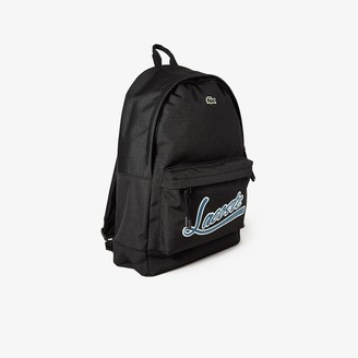 Lacoste Men's Neocroc Script Backpack