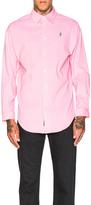 Alexander Wang Corduroy Casual Shirt